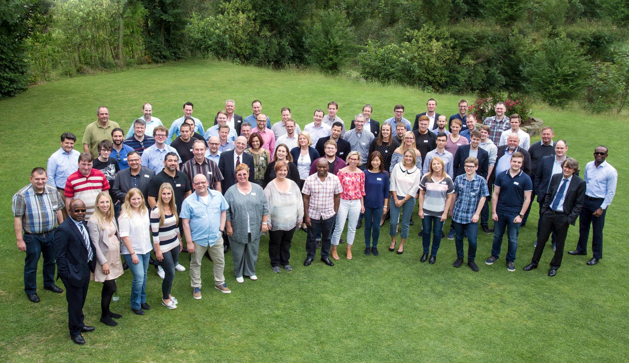 Betriebsversammlung und Sommerfest bei SMF